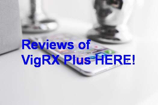 VigRX Plus Labs