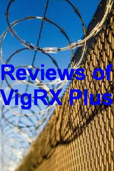 VigRX Plus Forum Review