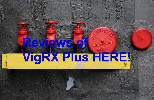 VigRX Plus Uk Sale