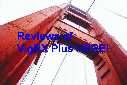 VigRX Plus India Reviews