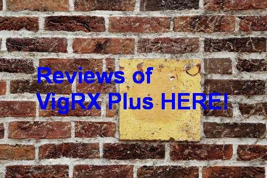 VigRX Uk Plus