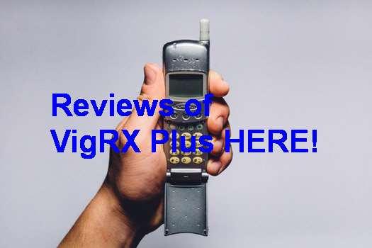 VigRX Plus Use