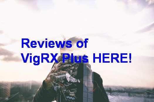 VigRX Plus And Exercise