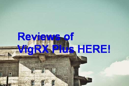 Buy VigRX Plus In London